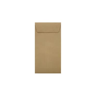 LUX #7 Coin Envelopes (3 1/2 x 6 1/2) 250/Pack, Grocery Bag (7CO-GB-250)