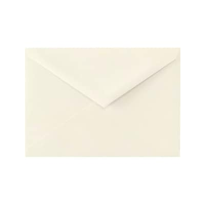 LUX 5 BAR Envelopes (4 1/8 x 5 5/8) 50/Pack, Natural (82064-50)
