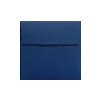 LUX 4 x 4 Square 50/Pack, Navy (8504-103-50)
