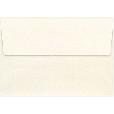 LUX A1 Invitation Envelopes (3 5/8 x 5 1/8) 50/Pack, Champagne Metallic (5365-M08-50)