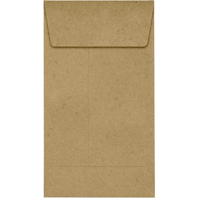 LUX #5 1/2 Coin Envelopes (3 1/8 x 5 1/2) 250/Pack, Grocery Bag (LUX512COGB250)