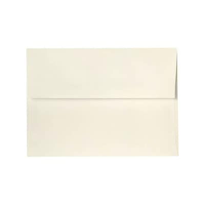 LUX A6 Invitation Envelopes (4 3/4 x 6 1/2) 50/Pack, Natural (5875-01-50)