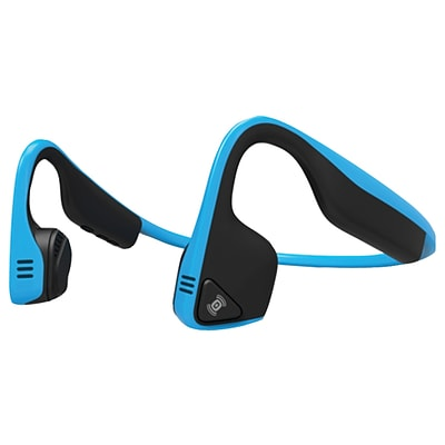 AfterShokz AS600OB Trekz Titanium Bluetooth Stereo Headphones with Microphone (Blue)