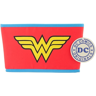 Everything Mary Wonder Woman DC Comics Collapsible Tub, 11.5 x 6.5 x 7 (DCCT-64)