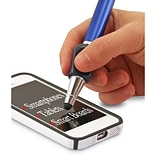 The Pencil Grip Ergo Stylus With Original Pencil Grip, Black (TPG-654)