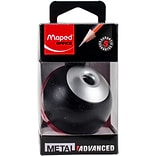 Maped Helix Usa Black & Red Advanced Metal Pencil Sharpener (67510)