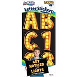 Artskills Lights Jumbo Illusion Stickers, 106/Pkg (PA-130-4)