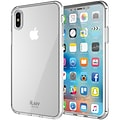 Iluv Vyneer Transparent Case for iPhone X, Clear (AIXVYNECL)