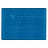Blue/Gray Self-Healing Hobby Mat - 24 x 36