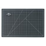 Alvin Professional Self-Healing Cutting Mat 12 x 18 - Green/Black