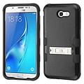 Insten TUFF Hybrid Stand PC/TPU Shock Absorbing Case Cover For Samsung Galaxy J7 (2017)/J7 Perx/J7 S