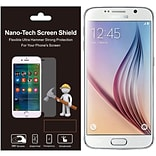 Insten Nano-Tech Flexible Ultra Hammer Strong Screen Protector For Samsung Galaxy S6