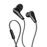 Wired Headset in-Ear Headphones with Integrated Microphone | Corded Stereo Earbuds with 3.5mm Jack -
