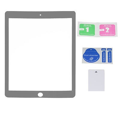MGEAR Mirrored Screen Protector for Apple iPad 9.7 in. (MIRRORED-SCREEN-PROTECTOR-SLV)