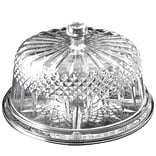 Gibson Home Jewelite Multifunction Cake with Plate Dome Clear (116959.02)