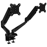 Megamounts GMT324G 15 in. to 27 in. Screens Fully Adjustable Tilt and Swivel Articulating Double Arm