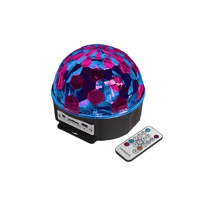 Technical Pro Professional DJ LED Light with Built in Bluetooth Speakers  (LG70SBT)