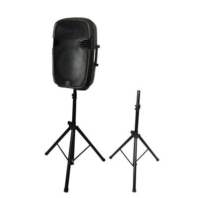 Supersonic Heavy Duty Tripod Stand For All Dj Speaker Models Black (sc 3std)