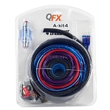 Quantum FX  Complete Amplifier Hookup Kit 20 ft. 1500W (A-KIT4)