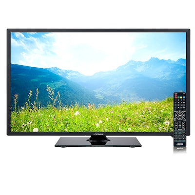 Axess Tv1705 24 24 In. 1080p Full Hd Led Tv Black