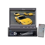 Lanzar SDIN74DU Motorized Touch Screen TFT/LCD Monitor 7 in. (SDIN74DU)