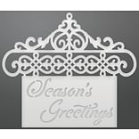 Artdeco Creations Hanging Greetings Couture Creations Let Every Day Be Christmas Die, 2.7 x 2.5 (C