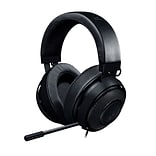 Razer Kraken Pro V2 Oval Ear Cushions Analog Gaming Headset for PC, Xbox One and Playstation 4, Blac