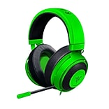 Razer Kraken Pro V2  Oval Ear Cushions Analog Gaming Headset for PC, Xbox One and Playstation 4, Gre