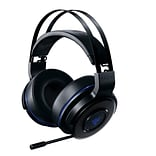 Razer Thresher 7.1 Playstation 4 (PS4) Wireless Gaming Headset 7.1 Surround Sound with Retractable M