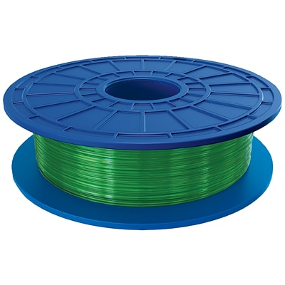 DF07-01 1.75mm dia PLA Filament for Dremel 3D Idea Builder Printer (Green)