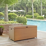 Crosley Palm Harbor Outdoor Wicker Storage Bin (CO7300-LB)