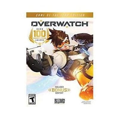 Activision Blizzard® Overwatch: Game of the Year Edition Software, Windows (73022A)