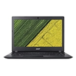 Acer® Aspire 3 A5155150RR 15.6 Notebook, LCD, Intel Core i3-7100U, 1TB HDD, 8GB, Win 10 Home, Obsid