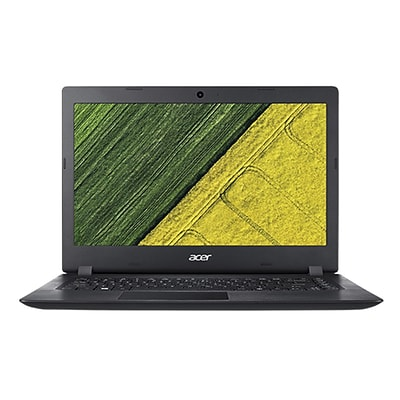 Acer® Aspire 3 A5155150RR 15.6 Notebook, LCD, Intel Core i3-7100U, 1TB HDD, 8GB, Win 10 Home, Obsidian Black