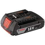 BAT612 18-Volt Li-Ion 2Ah SlimPack Battery (BOSCBAT612)