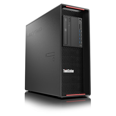 lenovo™ ThinkStation P510 Intel Xeon E5-1620 v4 1TB HDD 8GB RAM Windows 10 Pro Workstation with 490 W Adapter