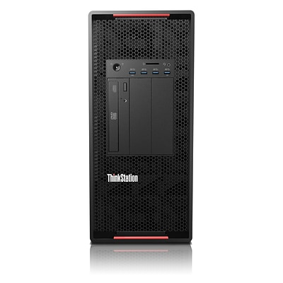 lenovo™ ThinkStation P910 Intel Xeon E5-2643 v4 512GB SSD 16GB RAM Windows 7 Pro Workstation
