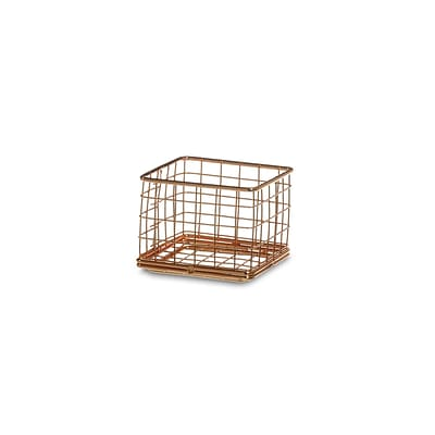 Design Ideas Wire Lincoln DrawerStore Organizer, 3 x 3, Copper (3536161)