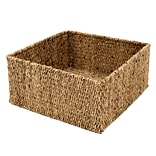 Design Ideas Water Hyacinth Storage Basket, Small (5513619)