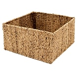 Design Ideas Water Hyacinth Storage Basket, Large (5513629)