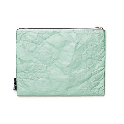 Design Ideas Folio Pouch, Large, Mint Ripstop (6602022)