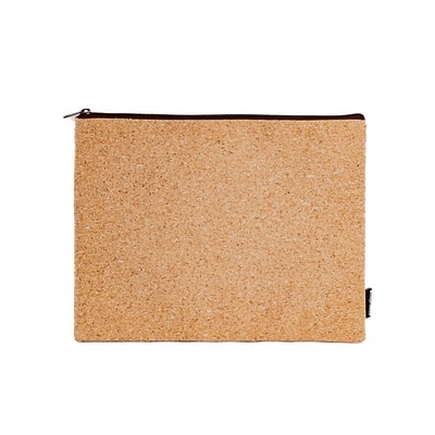 Design Ideas Folio Pouch, Large, Cork (6602229)