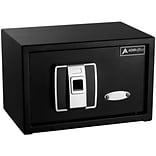 AdirOffice Secured Access Steel Fingerprint Safe (670-300-01)