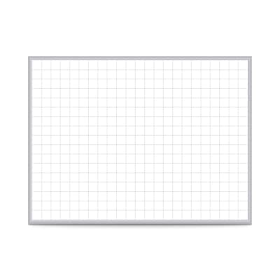 Ghent 2 x 2 Grid Magnetic Whiteboard, 2 H x 3 W (GRPM322G-23)