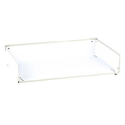 Design Ideas Paperboard Frisco Letter Tray, White (3060681)