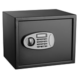 AdirOffice 1.25 Cubic Steel Security Safe with Digital Lock (670-100-02)