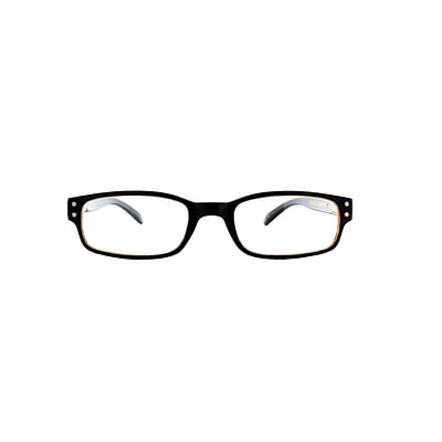 Victoria Klein +2.75 Strength Fashion Reading Glasses, Brown (E9076)