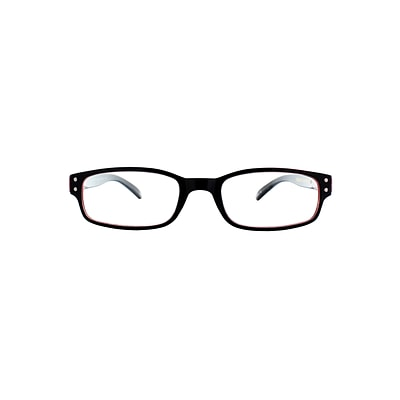 Victoria Klein +2.00 Strength Fashion Reading Glasses, Red (E9076)