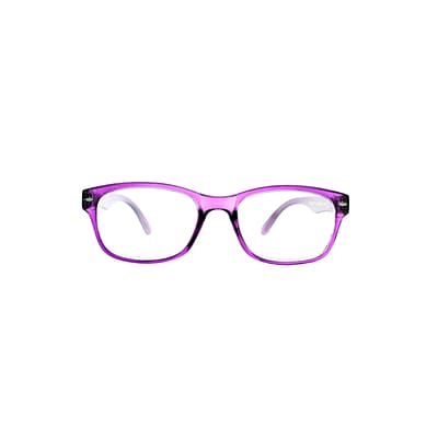 Victoria Klein +1.75 Strength Fashion Reading Glasses, Purple (E9078)