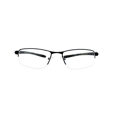 Sportex +2.00 Strength Performance Reading Glasses, Grey (EAR4145)